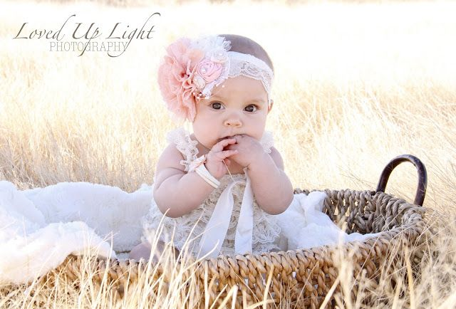 Cute 6 Month Old Baby Girl Picture Ideas