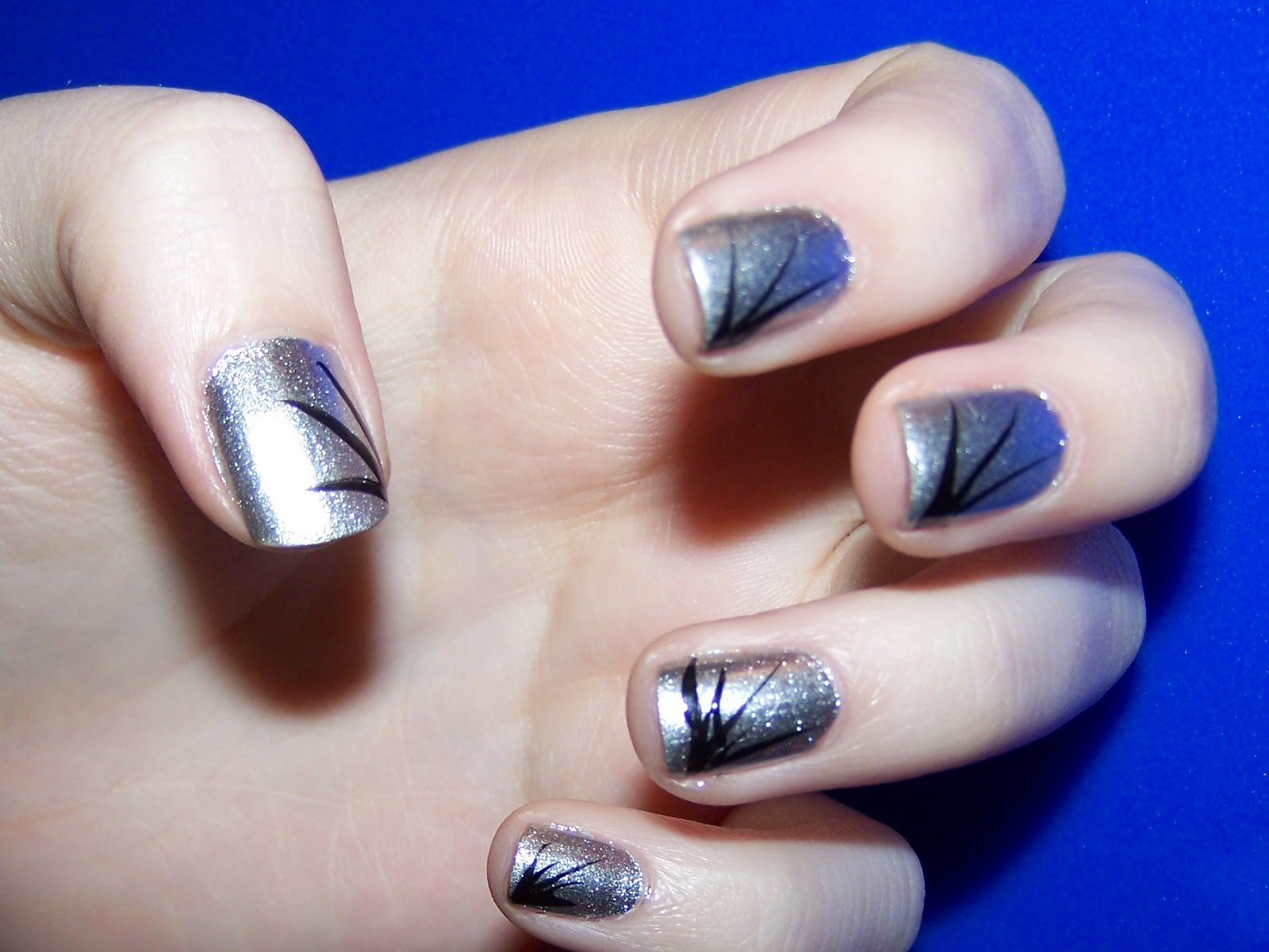 9 100 Easy Nail Designs Images , Easy Nail Designs with