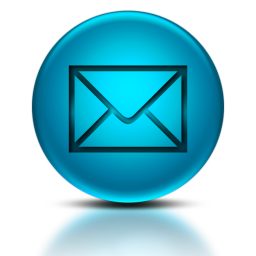 Email Logo Icon Transparent Background