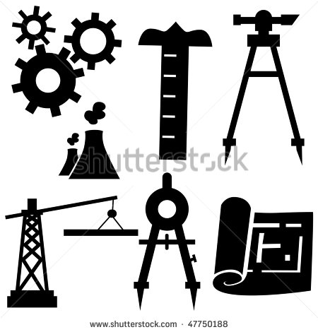 8 Engineer Icon Vector Images