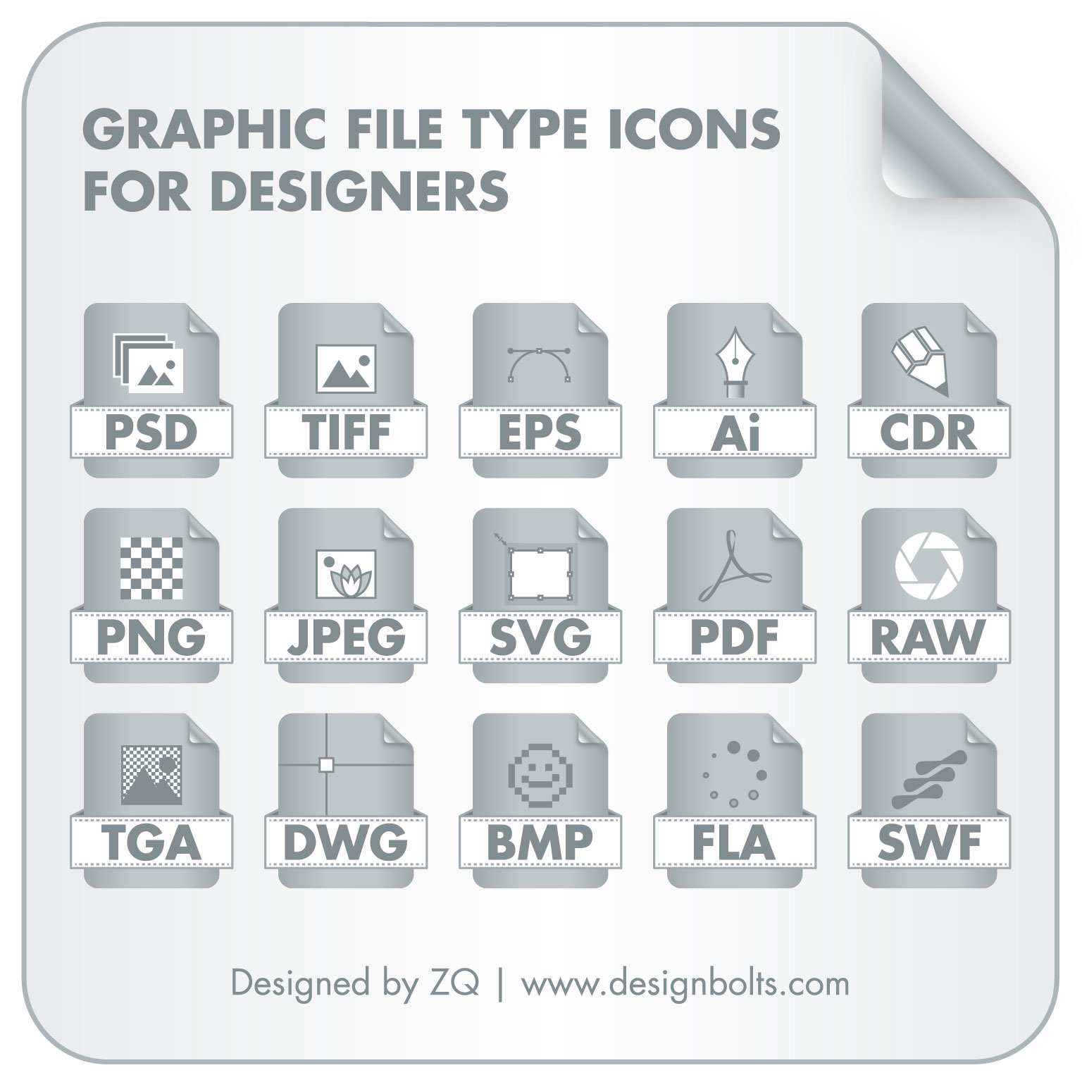 15 Types Of Vector Formats Images