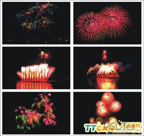 Fireworks Templates Free Download