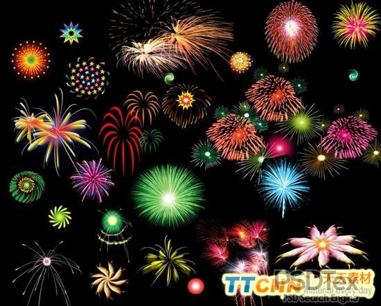 Fireworks Templates Free