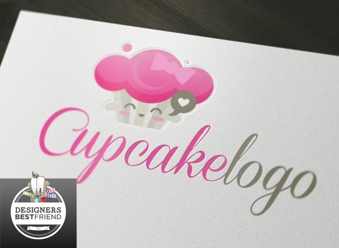 Free Cupcake Logos