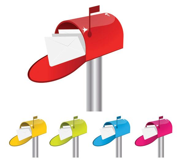 Free Vector Mailbox Image