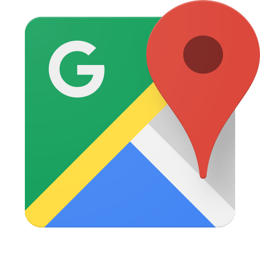 9 Google Maps App Icon Images