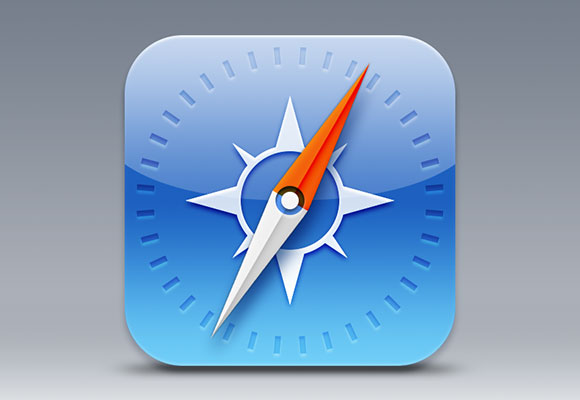 iOS 7 Safari Icon