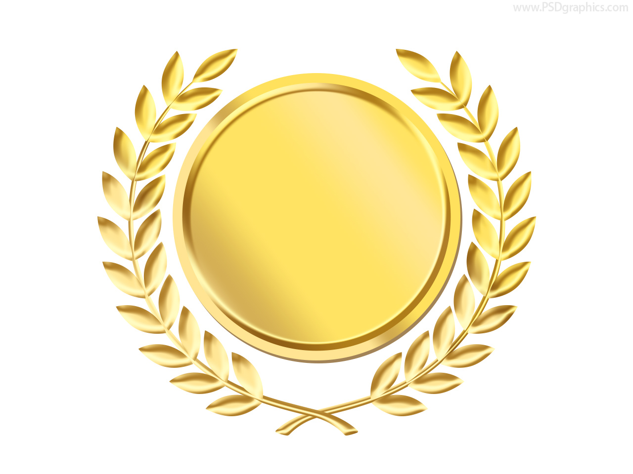 Laurel Wreath Gold Medal Award