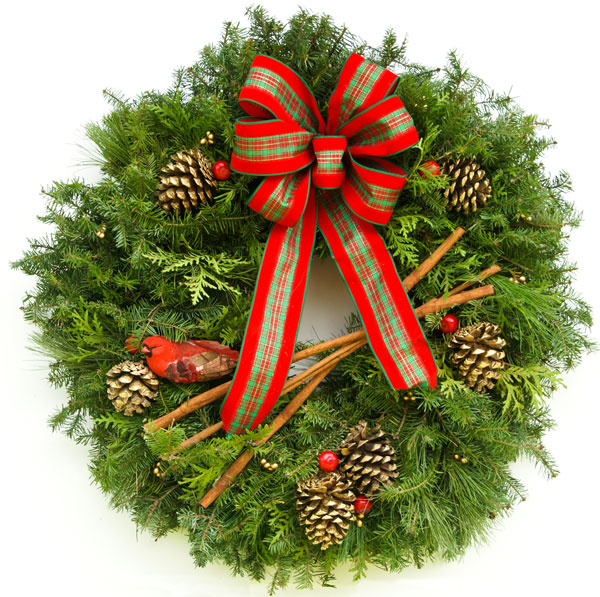 15 Designer Christmas Wreaths Images