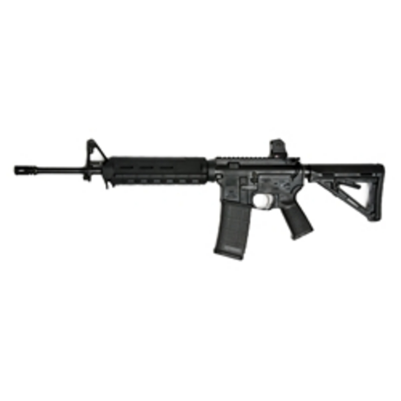 14 LWRC PSD 5.56 Nato Complete Rifle Images