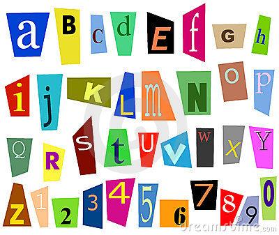 14 magazine cut out font images magazine letters cut out magazine magazine cut out letters font spiritdancerdesigns Images