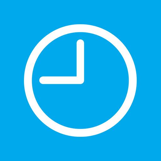 12 Clock Icon ICO Images