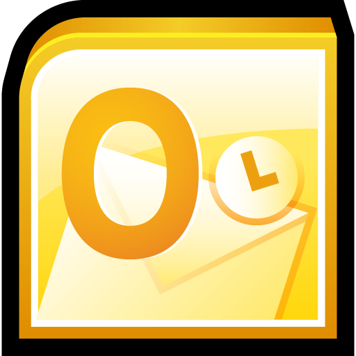 13 Outlook 2010 Icon Images