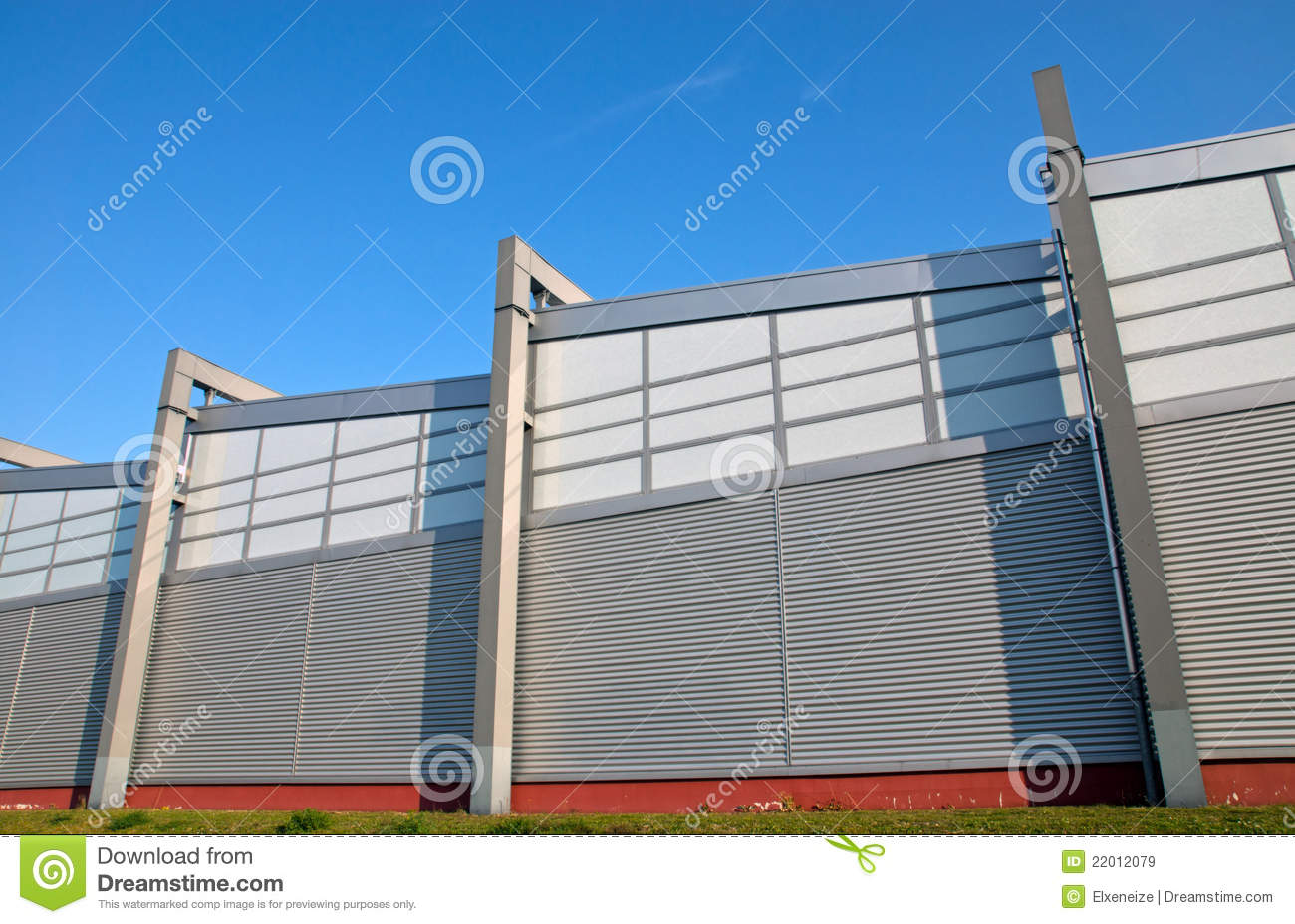 20 Industrial Design Modern Building Facade Images