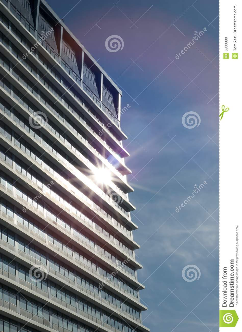Modern Industrial Building Facades