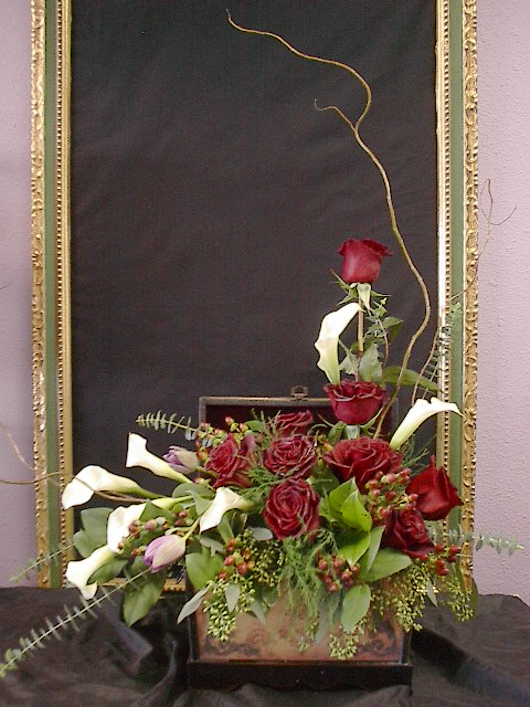 Modern Wedding Floral Design