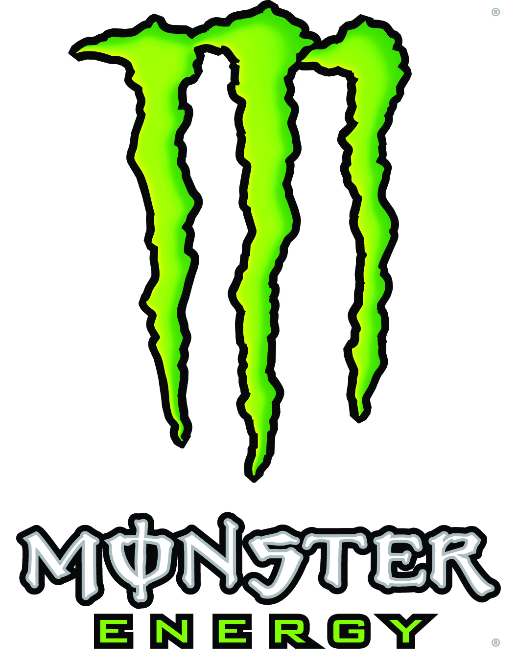 7 Monster Energy Logo Vector Images