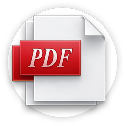 12 View PDF Icon Images