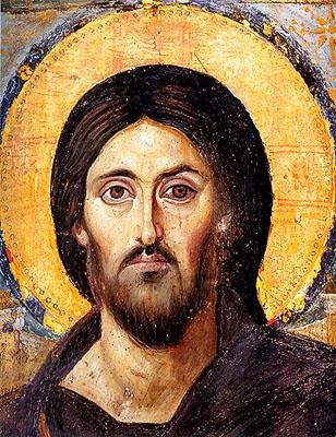 10 Russian Icon Of Jesus Christ Images