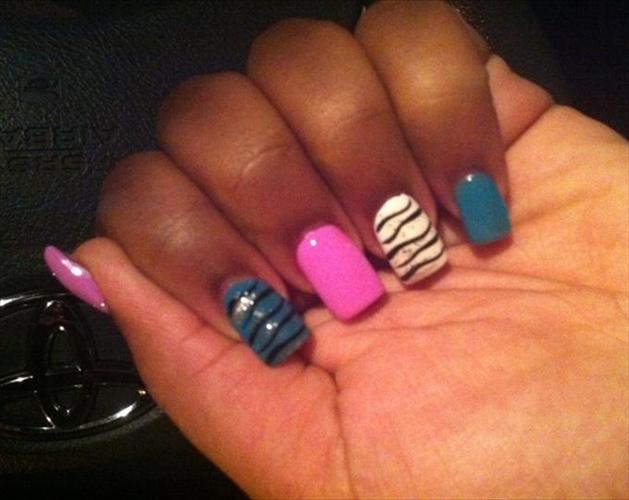 Short Nail Designs Do It Yourself