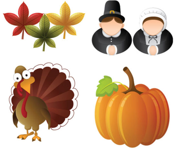 10 Thanksgiving Turkey Icons Free Images