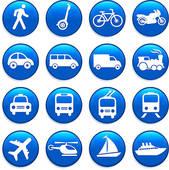 Transportation Clip ArtIcons
