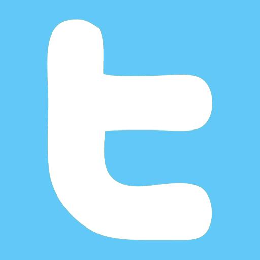 14 Twitter Logo PSD Design Images