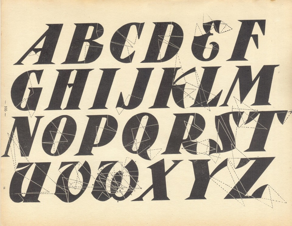 Typography Fonts Vintage Signs