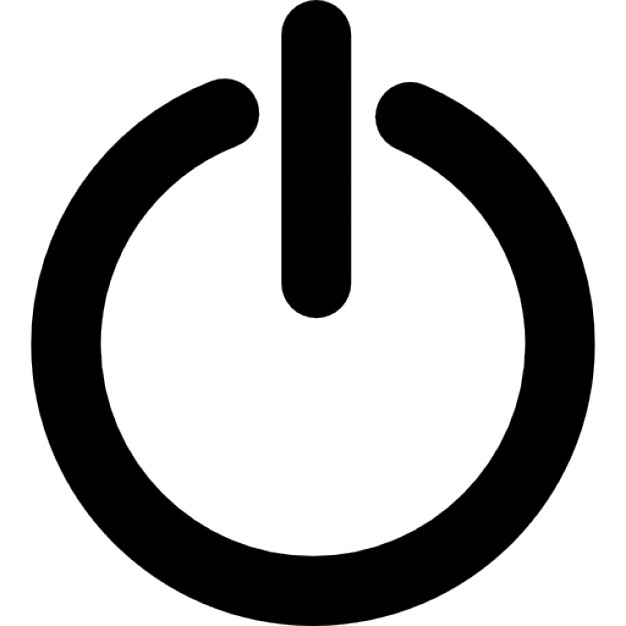 7 Power Icon Vector Images