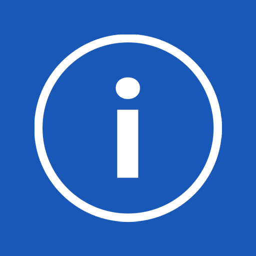 Windows Information-Icon