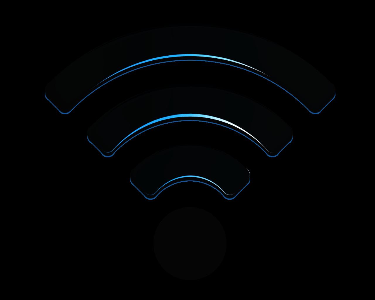 Wireless Icon Symbols