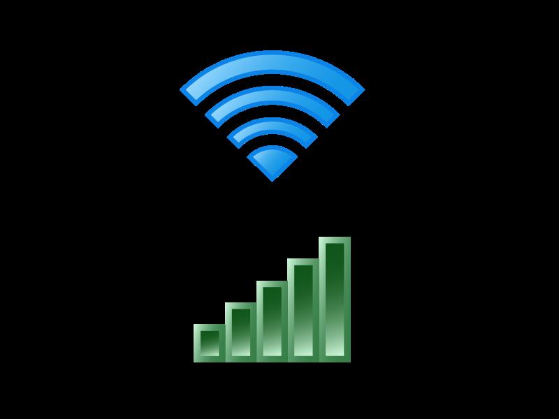 Wireless Infrastructure Icon