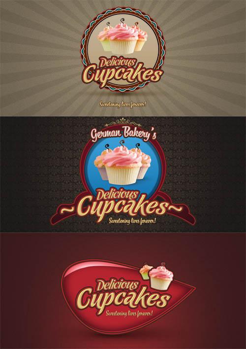 Zoo Apple Love Cupcake
