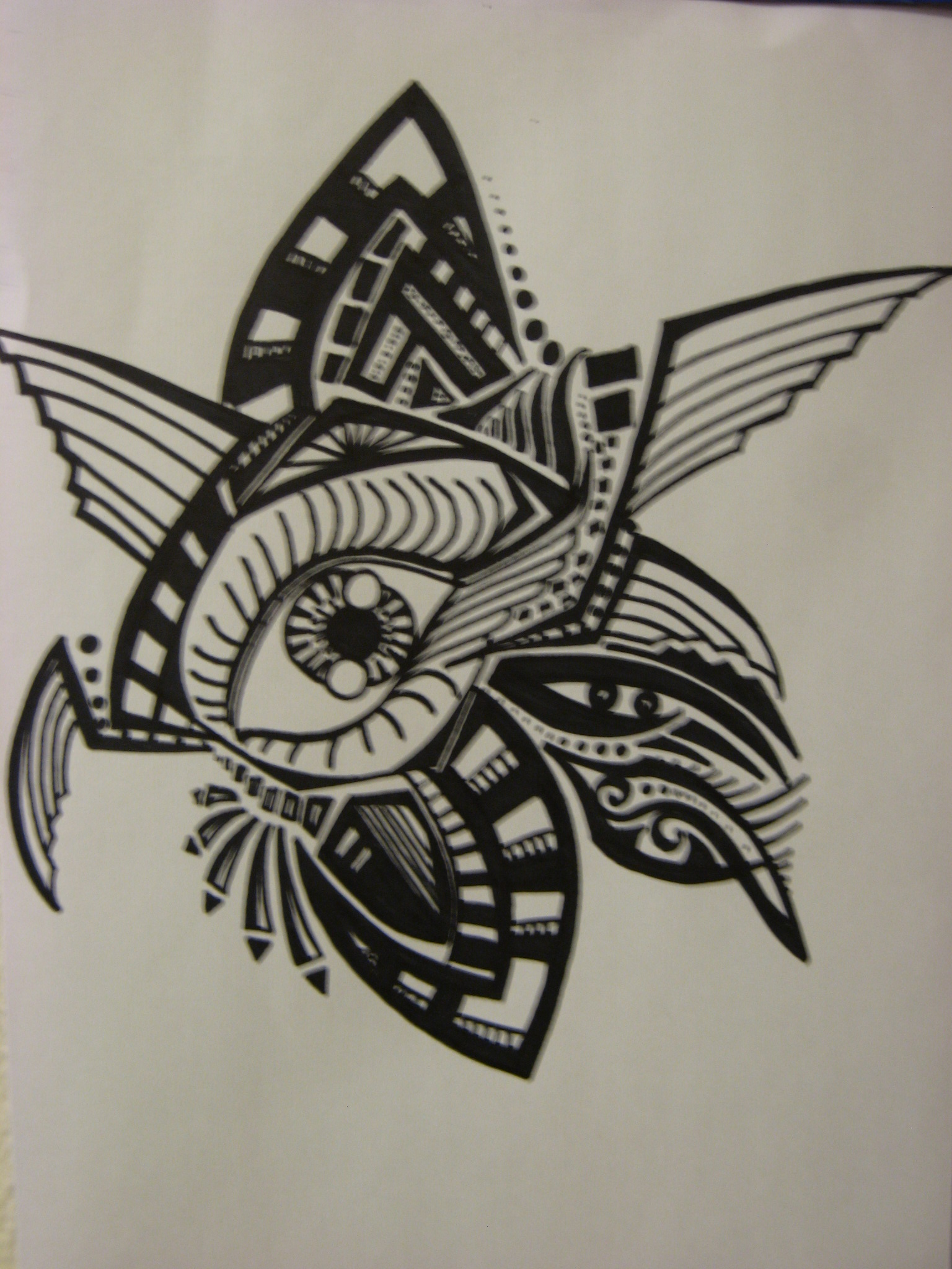 14 Sharpie Abstract Designs Images