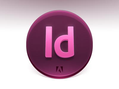 Adobe InDesign CS6 Logo