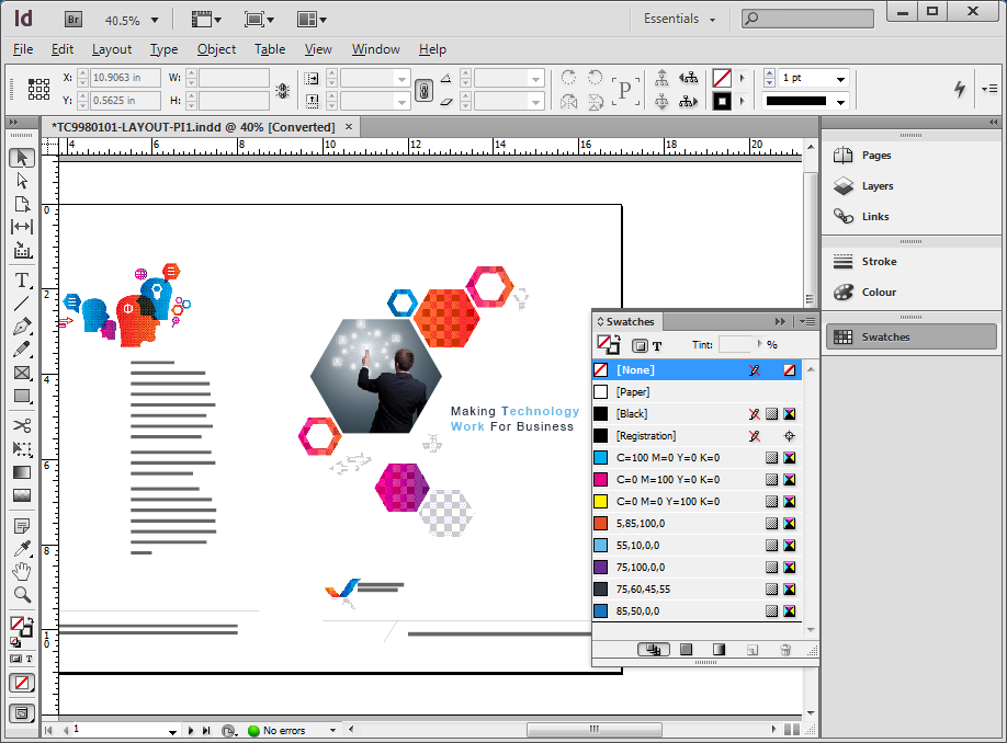 Adobe InDesign Free Download