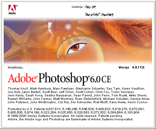 11 6.0 Adobe Photoshop 7.0 Images
