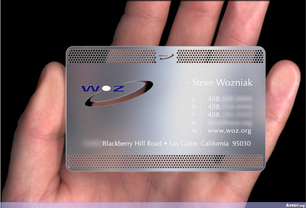 Best Business Card Designs