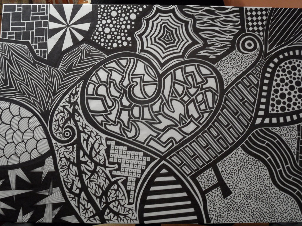 Cool Designs To Draw With Sharpie With Cool Patterns To Draw With Sharpie Digitalspaceinfo