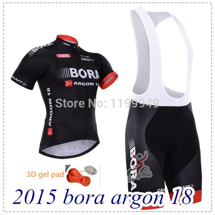 Bora Argon 18 Cycling Jersey