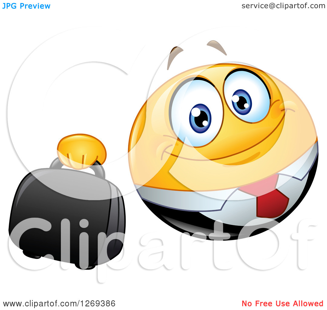 18 Business Vector Emoticon Images