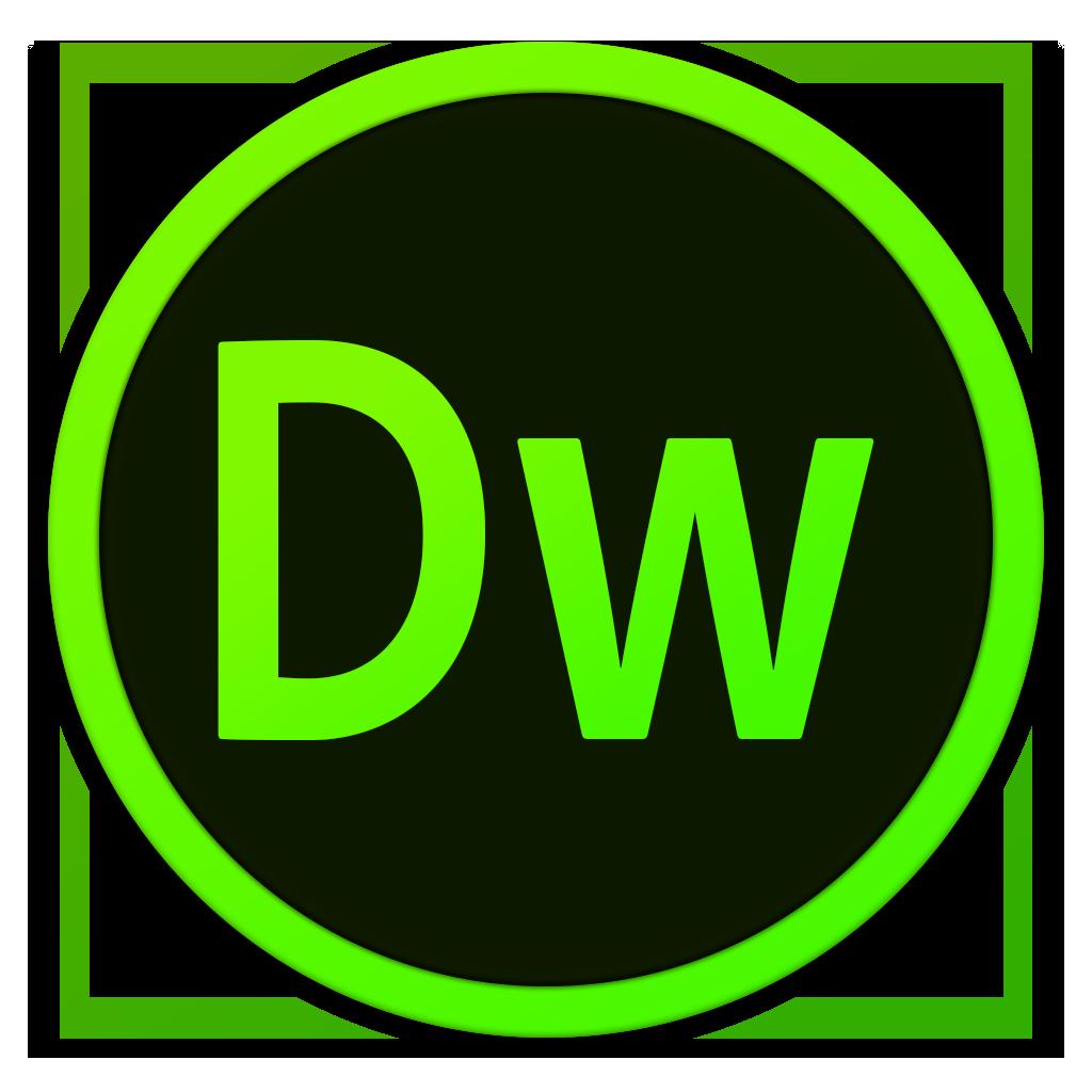 Circle Adobe Icons DW