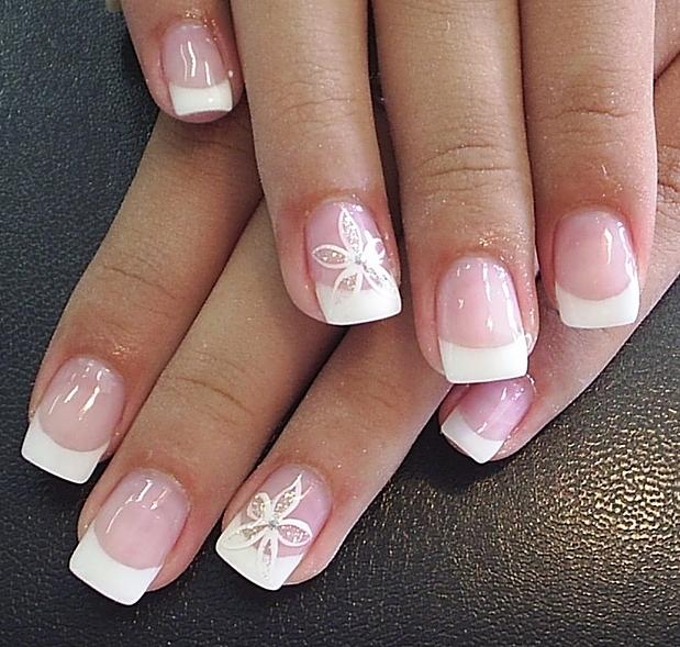 Classy Gel Nail Designs