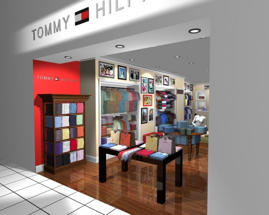 Clothing Retail Store Design
