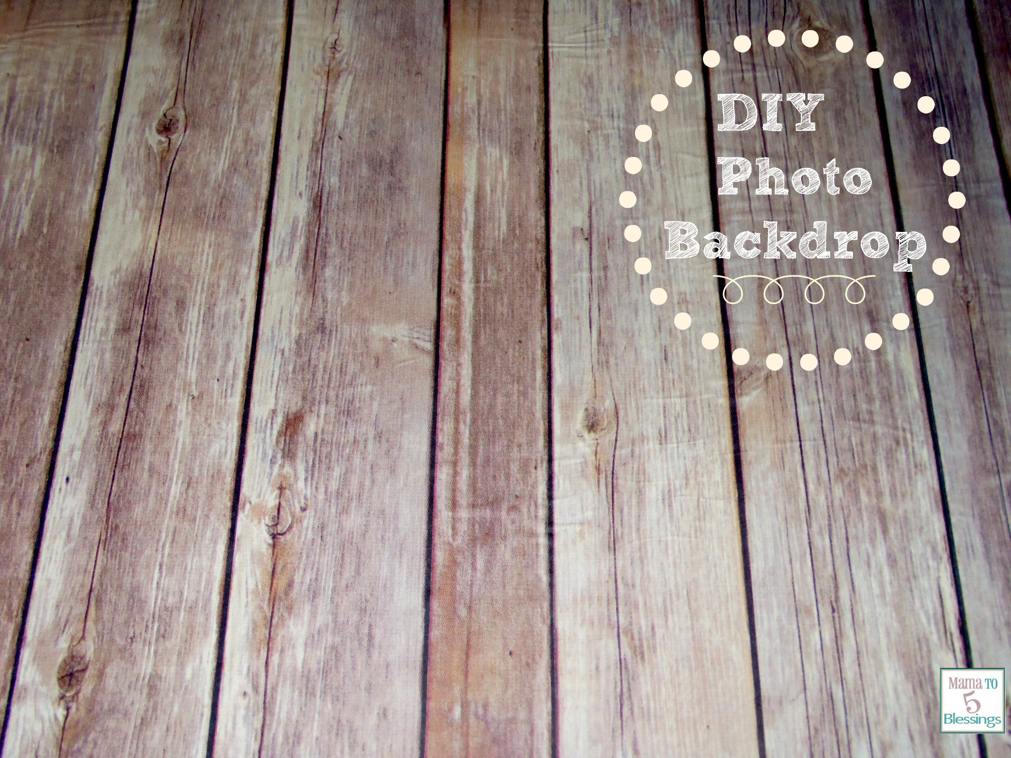 15 DIY Photo Studio Backdrops Images
