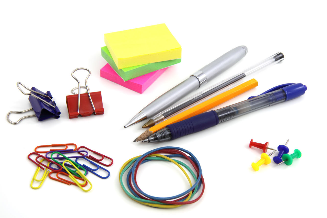 Free Clip Art Office-Supplies