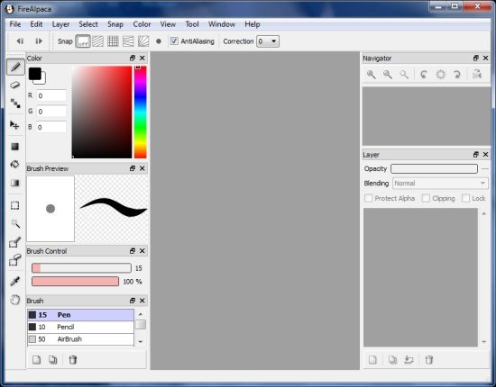 Free Photoshop Editing Software