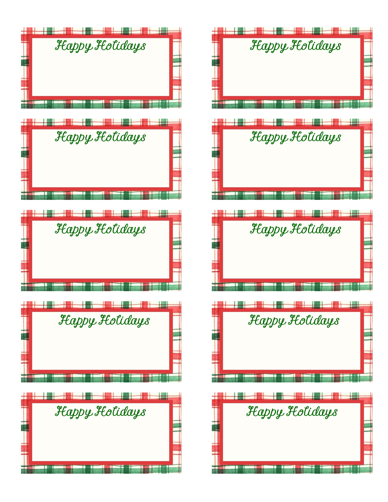 12 christmas gift tag templates images free printable christmas gift tags printable christmas for Christmas printable name tags