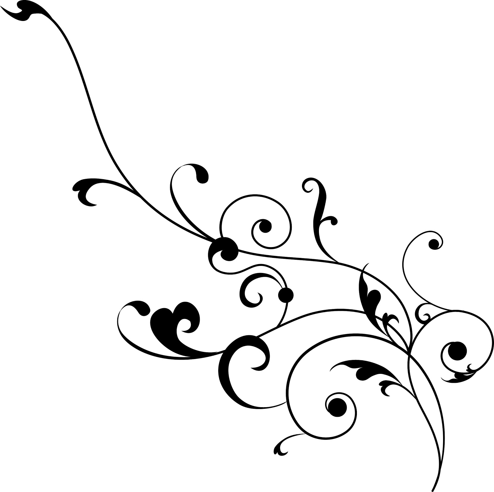 Free Swirl Designs