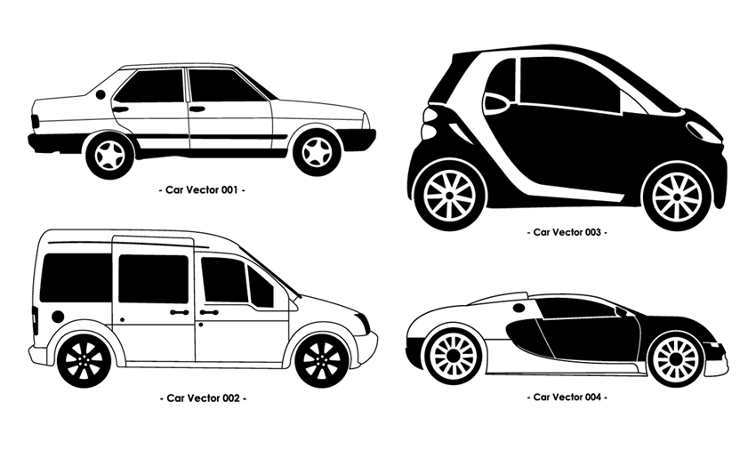 13 cars vector free downloads images vector cartoon cars classic free vector car blueprint malvernweather Gallery